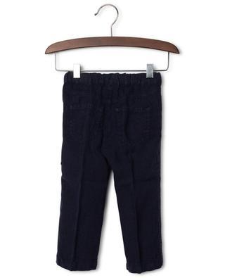 Pantalon en lin IL GUFO