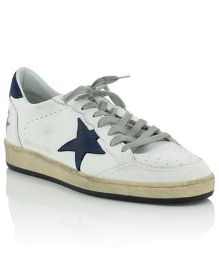 Baskets en cuir nubuck Ball Star GOLDEN GOOSE