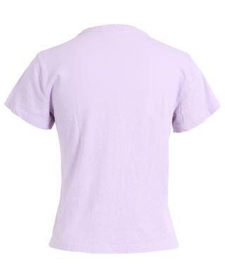 Schmal geschnittenes T-Shirt Classic Tee RE/DONE