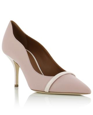 Pumps aus Nappa- und Lackleder Maybelle 70-B MALONE SOULIERS