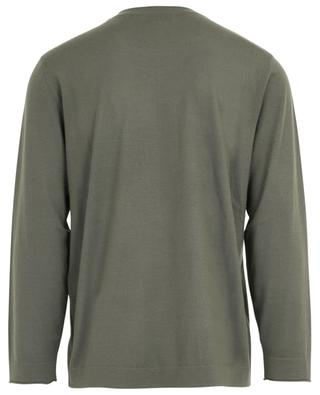 Virgin wool and cashmere jumper BRUNELLO CUCINELLI