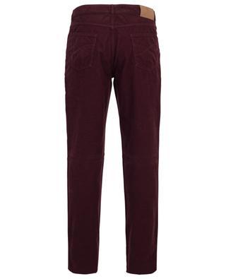 Pantalon en velours côtelé BRUNELLO CUCINELLI
