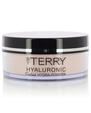 Loses glättendes Pflege-Puder Hyaluronic tinted Hydra-Powder 1. Rosy Light BY TERRY