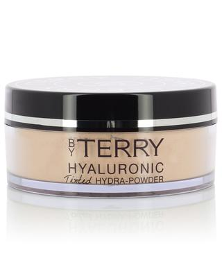 Loses glättendes Pflege-Puder Hyaluronic tinted Hydra-Powder 2. Apricot Light BY TERRY