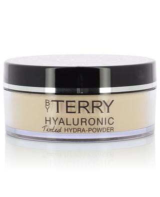 Loses glättendes Pflege-Puder Hyaluronic tinted Hydra-Powder 100. Fair BY TERRY