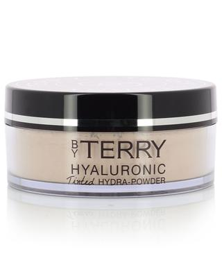 Loses glättendes Pflege-Puder Hyaluronic tinted Hydra-Powder 200. Natural BY TERRY
