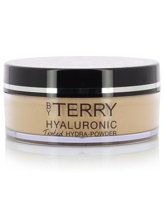 Loses glättendes Pflege-Puder Hyaluronic tinted Hydra-Powder 300. Medium Fair BY TERRY