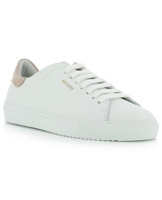 Clean 90 leather and suede sneakers AXEL ARIGATO