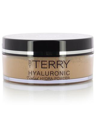 Loses glättendes Pflege-Puder Hyaluronic tinted Hydra-Powder 500. Medium Dark BY TERRY