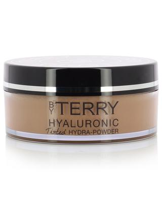 Loses glättendes Pflege-Puder Hyaluronic tinted Hydra-Powder 600. Dark BY TERRY