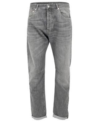 Lässig geschnittene Jeans BRUNELLO CUCINELLI