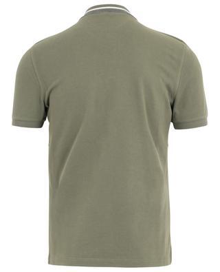 Piqué cotton polo shirt BRUNELLO CUCINELLI