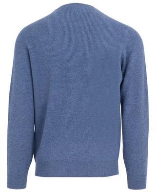 Virgin wool, cashmere and silk jumper BRUNELLO CUCINELLI