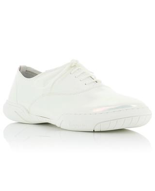 Austin low-top iridescent leather sneakers REPETTO