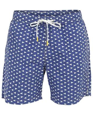 Swim little flags print swim shorts HARTFORD