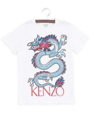 Dragon Celebration printed T-shirt KENZO