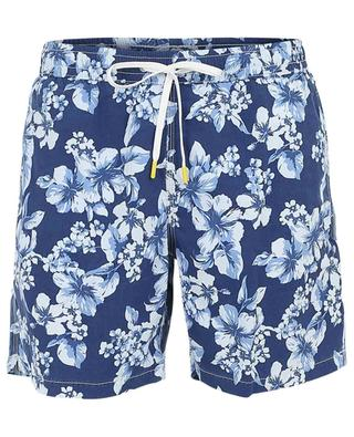 Floral print swim shorts HARTFORD
