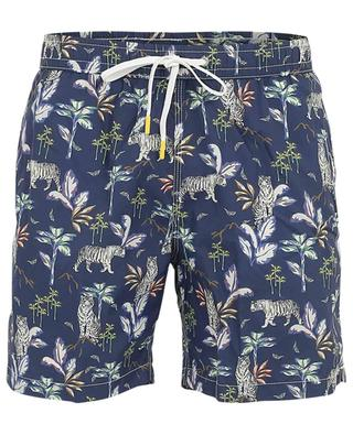 Swim Jungle printed swim shorts HARTFORD