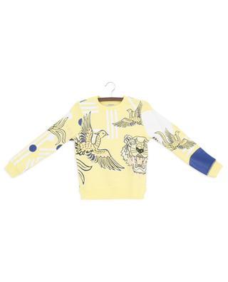 Phoenix Celebration printed and embroidered sweatshirt KENZO