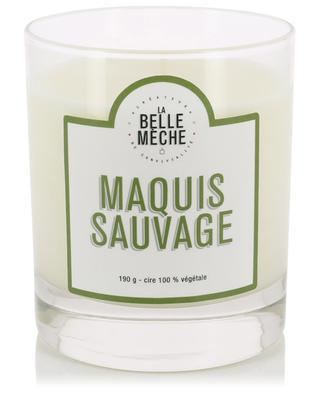 Bougie parfumée Maquis Sauvage LA BELLE MECHE