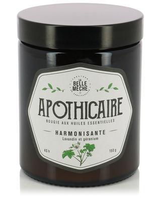 Kerze mit ätherischen Ölen Apothicaire Harmonisante LA BELLE MECHE