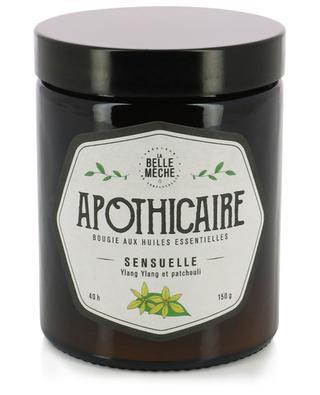 Apothicaire Sensuelle essential oil candle LA BELLE MECHE