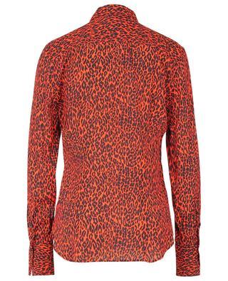 Viskosehemd mit Leopardenprint BARBARA BUI