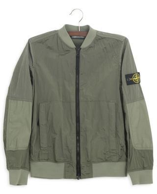 40335 Metal Watro Ripstop nylon bomber jacket STONE ISLAND