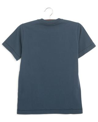 Short-sleeved T-shirt with windrose patch STONE ISLAND