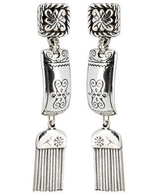 Colette silver ear danglers GAS BIJOUX
