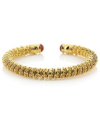 Goldene Manschette Petra Cabochon GAS BIJOUX