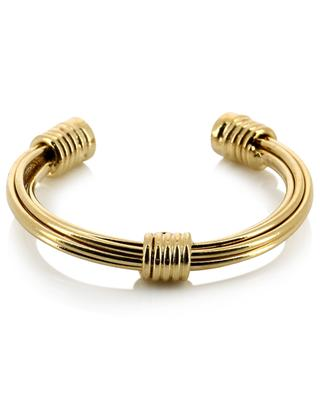 Ariane Strass open golden ring GAS BIJOUX