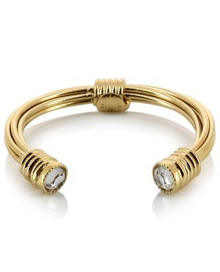 Ariane Strass open golden ring GAS BIJOUX