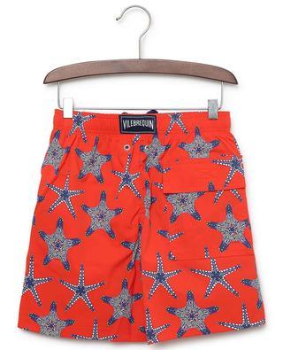 Badeshorts für Kinder mit Print Starfish Dance VILEBREQUIN