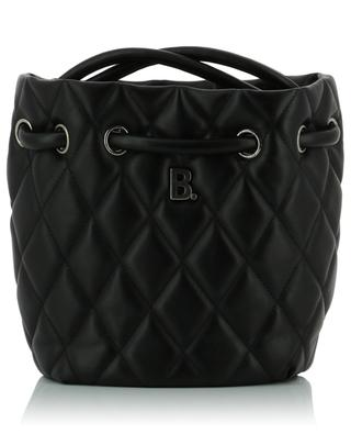 Touch Bucket S quilted nappa leather bag BALENCIAGA