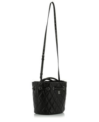 Handtasche aus gestepptem Nappaleder Touch Bucket S BALENCIAGA
