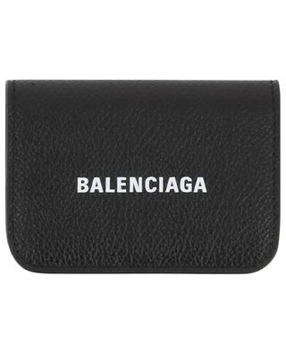 Mini leather wallet BALENCIAGA