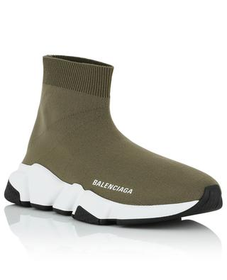 Speed high-top sock sneakers with bicolour soles BALENCIAGA