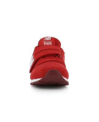 Sneakers aus Kunstwildleder und Mesh mit Klettverschluss 373 Hook & Loop NEW BALANCE