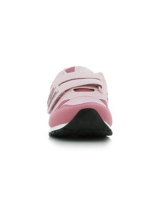 Sneakers aus Kunstwildleder und Mesh mit Klettverschluss 373 NEW BALANCE