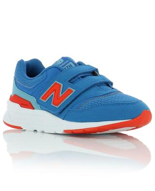 997H faux suede and fabric sneakers with Velcro straps NEW BALANCE