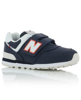574 canvas sneakers with Velcro straps NEW BALANCE