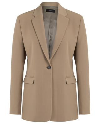 Laurent single-breasted wool blend blazer JOSEPH