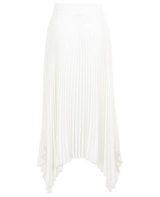 Ade asymmetrical pleated midi skirt JOSEPH