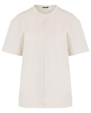 Pleated cotton T-shirt JOSEPH