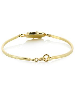 Alfonse golden bracelet with enamel MONSIEUR PARIS