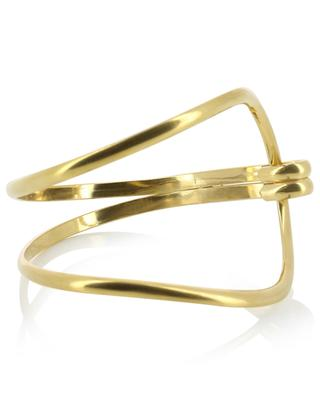 Yvette golden cuff MONSIEUR PARIS