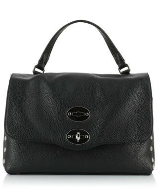 Postina S Daily grained leather handbag ZANELLATO