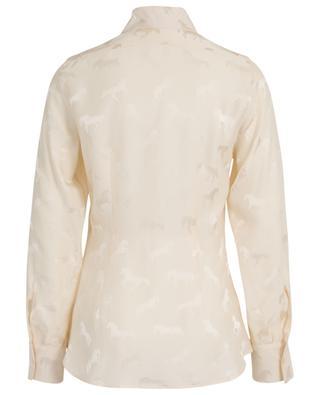 Willow horse jacquard shirt STELLA MCCARTNEY