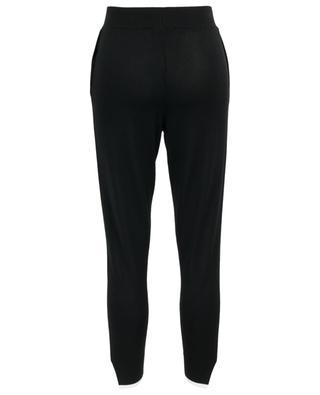 Pantalon en maille avec rayure STELLA MCCARTNEY